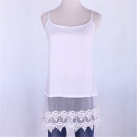 Wholesale Fashion Woman Tiered Camisole Slip