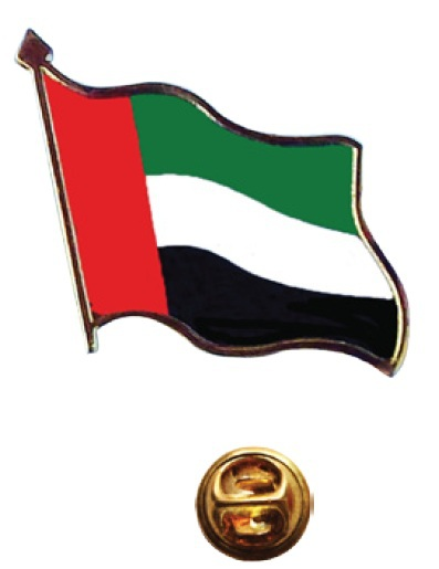 Pin Badge for UAE National day (Mph57)