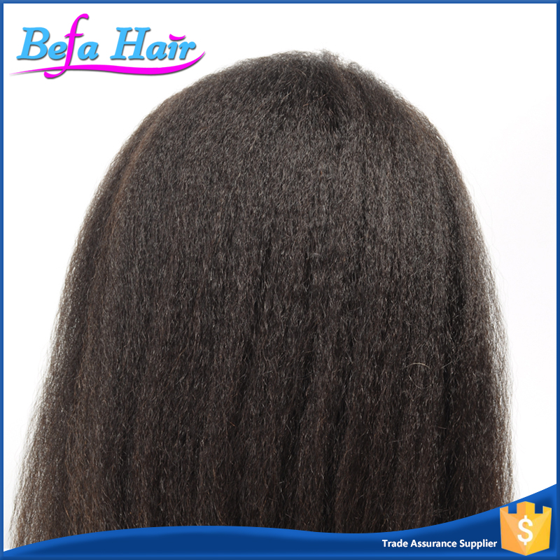 TOP selling 2016 new arrival aliexpress full lace wholesale cheap brazilian virgin human hair wigs for black women