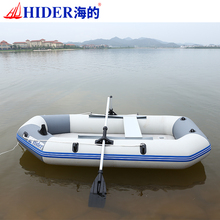 China passenger speed boat with good quality boat motor for sale