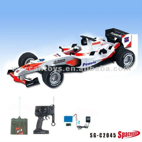 Cool design 4CH 1:10 model F1 RC drift car