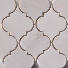 Star white marble mosaic,star white marble tile,star white marble from Eastwood Stone
