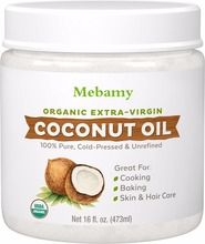 Thailand extra virgin cold pressed coconut oil for hair and skin