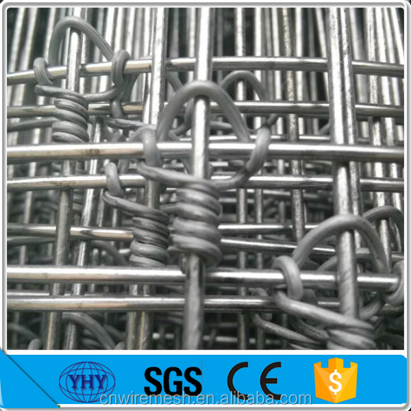 1.9m High galvanized deer fence netting for deer farm