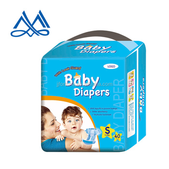 China wholesale factory products for babies group disposable baby diaper with breathable backsheet film good absorbency diapers