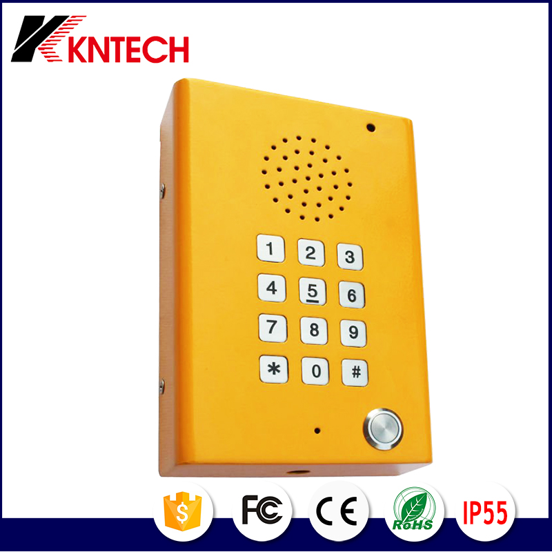 Cleanroom wall mounted telephone, wall-mounted hands-free telephone, clean room clean telephones