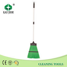 Competitive price aluminum handle china dustpan plastic broom