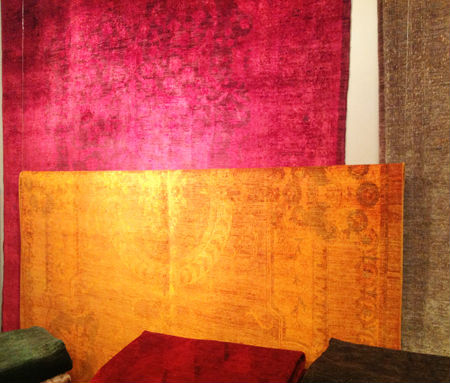 OVER DYED RUGS PAKISTAN