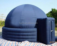 portable planetarium inflatable dome tent