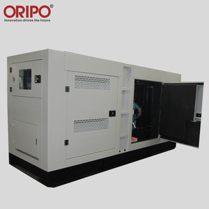 Hot sale 80kw 100KVA diesel generator for Cummins engine 6BT5.9-G2