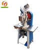 Semi automatic metal eyelet making machine for paper bag