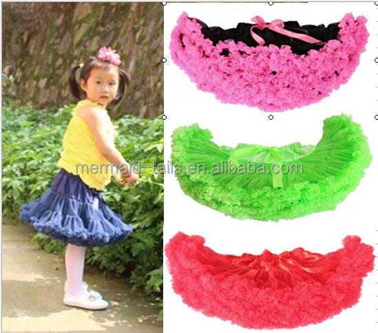 Children Clothing kids baby bubble skirt tutu skirts