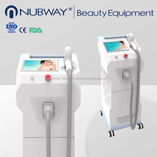 2015 newest design!!! 808/810nm laser diodo hair removal 808 nm for salon use