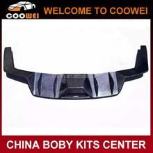 Top Quality Carbon Fiber Material Rear Diffuser For Ford Mustang 2.3T 2015-2016