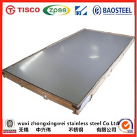 TISCO 304 cold rolled stainless steel sheet