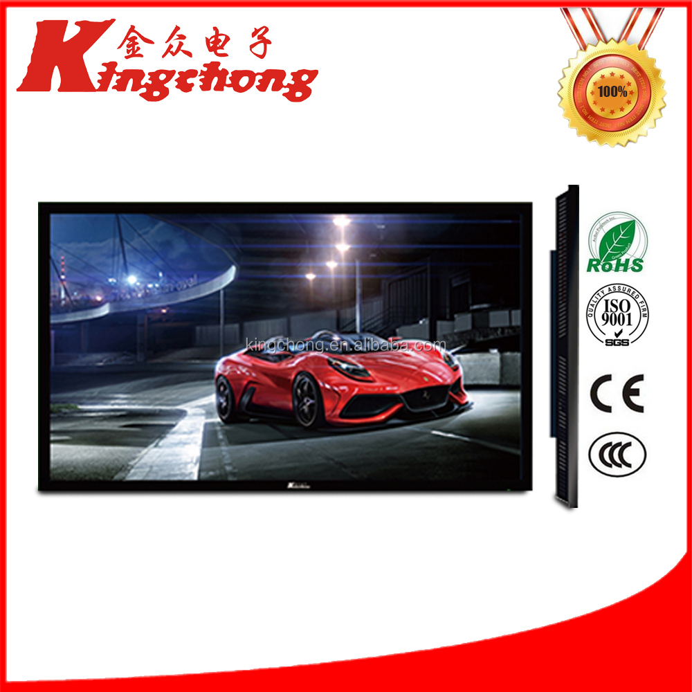 Factory manufacturer 19'' to 84'' Android Win7 , indoor information LCD advertising display wholesale