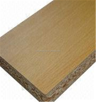 1220*2440*15mm particle board /particle board furniture with low price