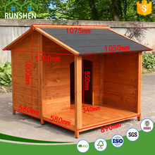 European Style Wooden Dog House