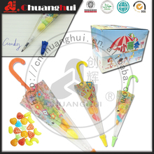 Umbrella Toy Candy with Pen / Umbrella Pen Candy Toy