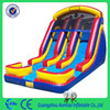 Commerical giant inflatable slide/water slide, top sale 0.55mm PVC children slide for sale