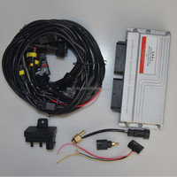 New Product autogas 4/6/8 Cylinder OBD sequential cng lpg ecu kit