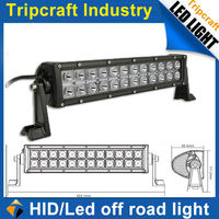 2014 Hot selling 72w Led light bar LED OFFROAD LIGHT BAR for 4X4 ATVs SUV led driving light headlights pajero