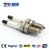 match for Harley Davidson 6R12 copper core motorcycle spark plug