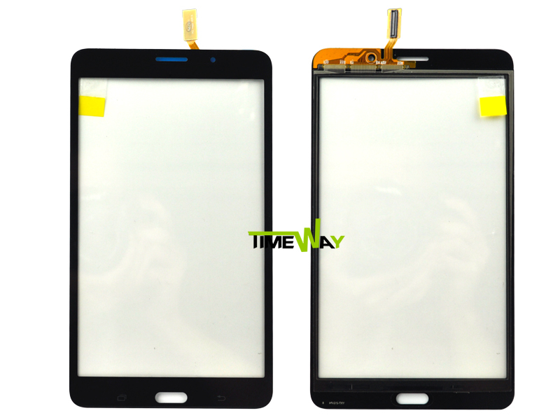 HOT sale 2014 touch screen replacement for samsung tab 4 t231, 7 inch replacement screen for android tablet pc