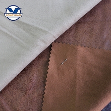 Classic color synthetic pu leather fabric