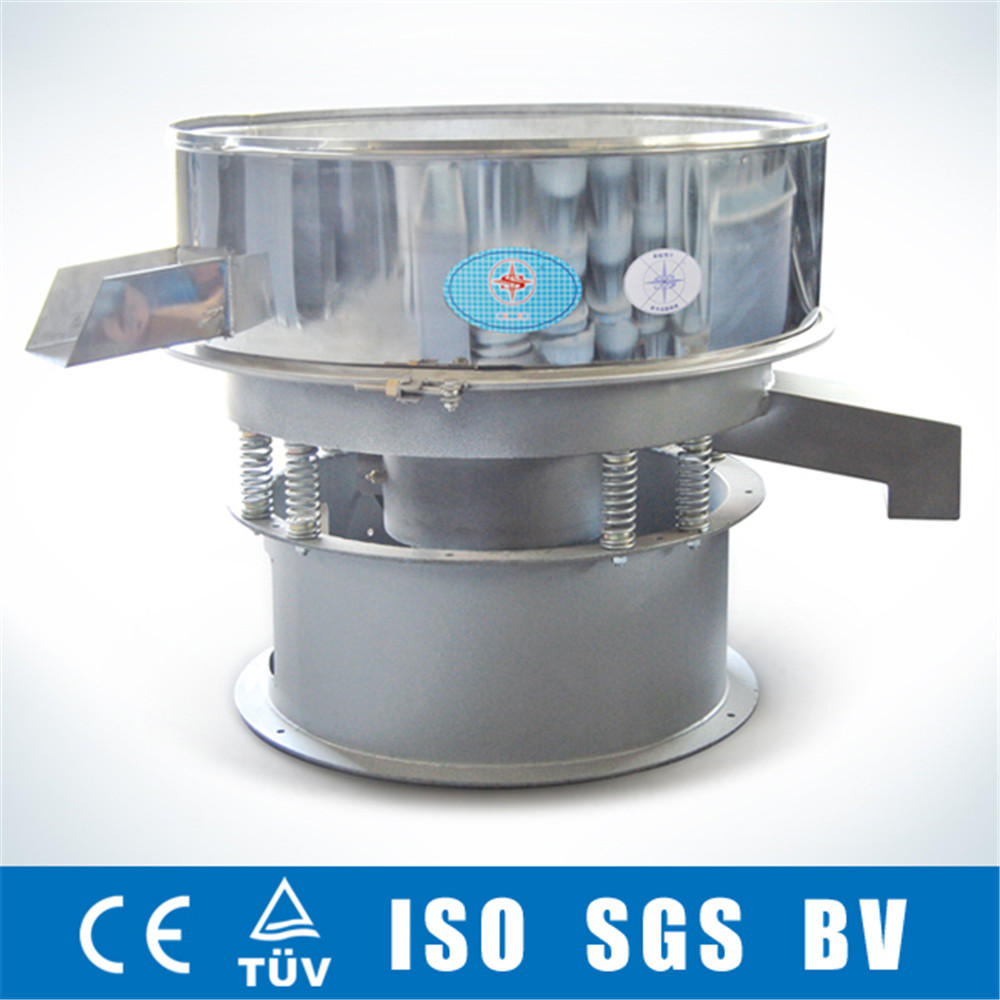 Coconut oil filter vibrating sieve machine