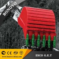 esco excavator bucket and esco teeth for sale