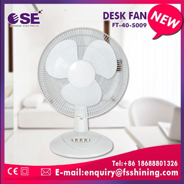 "220V 50HZ se 16"" electric table fan 430*120*1.0 grill with lip"