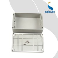 SP-FA12-1 Saip/Saipwell New Outdoor Junction Box IP65 Waterproof Aluminum Box China Supplier Aluminum Die Cast Junction Box