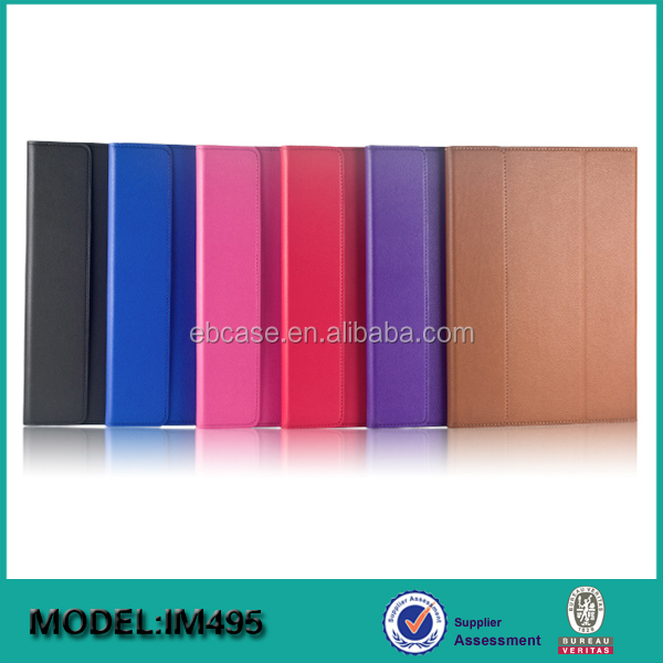 High Quality Leather Tablet Cover Case For Ipad Mini 4,for Ipad Mini 4 Smart Cover Case
