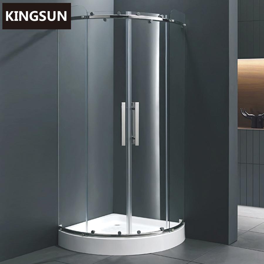K 7206 Sanitary Ware Spare Parts 2 Sides Sliding Doors Shower