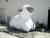 2015 Hot sale Giant inflatable sheep