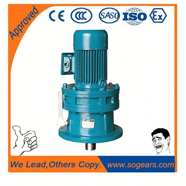 Agricultural machine cast iron housing industrial gears