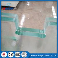 China Manufacturer Low Price 4mm tempered laminated glass