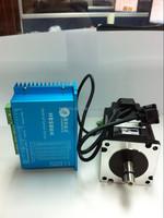 Leadshine Hybrid Servo Drives HBS86H+Hybrid servo motor 86HS80-EC-1000,= panasonic servo motor 400W for cnc plasma cutting