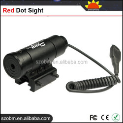 High Power 5mw Tactical Rifle Laser Sight Hunting Red Dot Sight