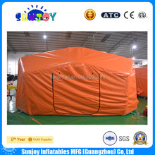SUNJOY 2016 new design inflatable tent for hospital