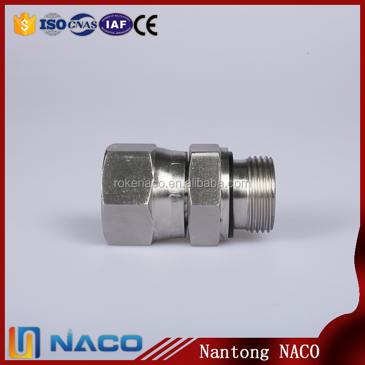 Double Flange Stainless Steel Water Pipe Joint