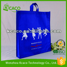 Tote Non Woven Shopping Sports Promotional Reusable Grocery Bag