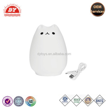 custom mini led cat night light