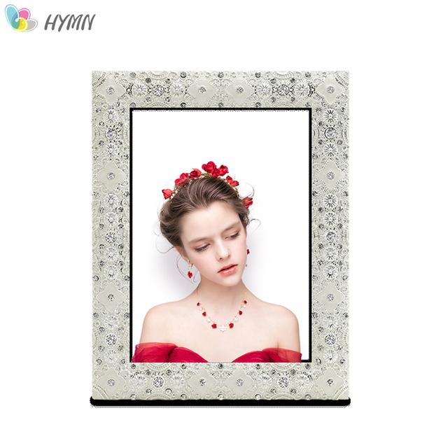 Promotional custom christmas paper photo frame 4x6 bulk wholesale