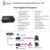 PoE for IP camera POE injector splitter 1 port Power over ethernet Gigabit injector for CCTV IP Webcams and Network improvement