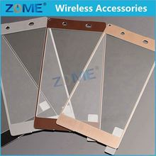 Amazon 3D 9H Explosion Proof Titanium Alloy Tempered Glass Full Screen Protector Guard Film Cover For Sony Xperia Z3