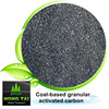 Coal based bulk activated carbon for waste water treatment