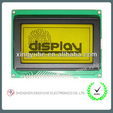 round lcd display 12864
