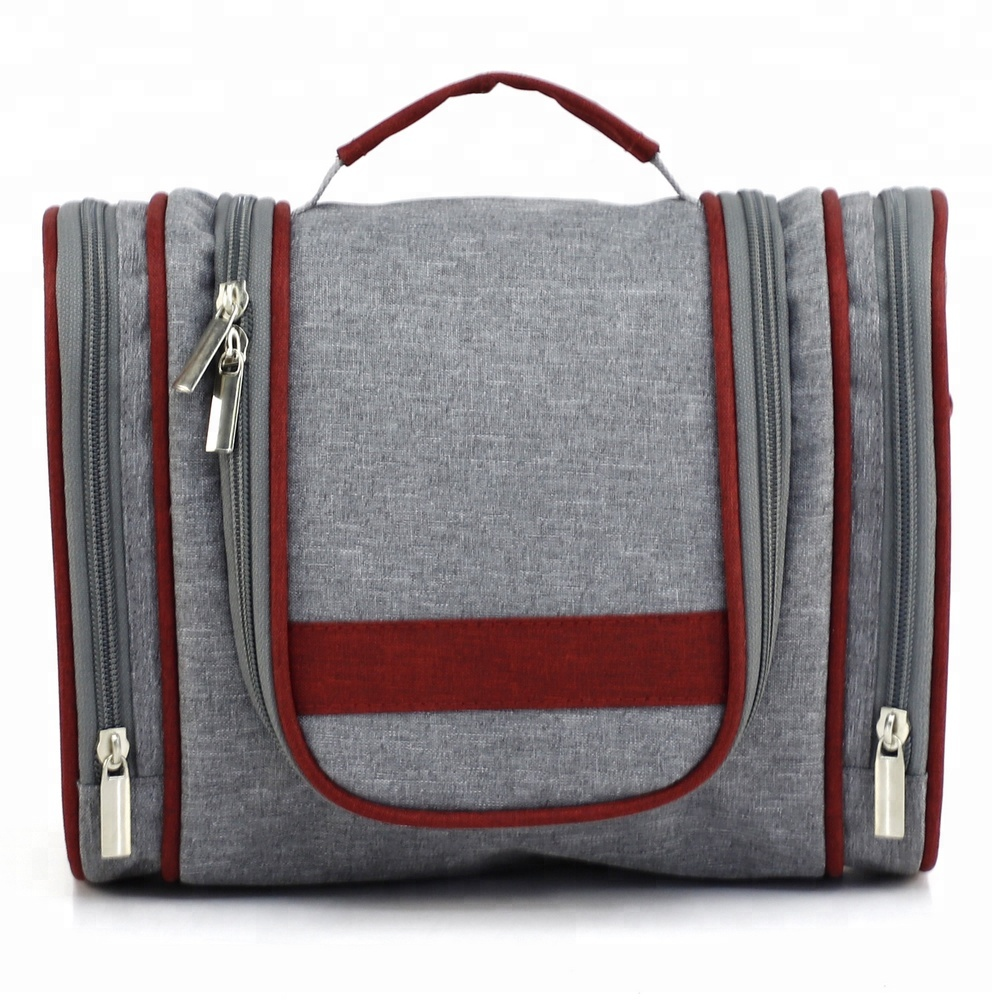 e9d45c0b80 Hot Style Custom Portable Large Capacity Hanging Waterproof Cosmetic Bags  Men Travel Toiletry Bag Wash Bag For Women